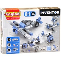 Engino, Inventor 8 Models Aircrafts