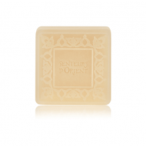 Senteurs D'Orient, Mini Ma'amoul soaps, Pack of 6 pieces, 3 Different Shapes, Jasmine of Arabia, Rose of Damascus, Honey, Lavender, Amber, Orange Blossom