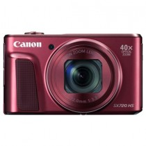 Canon PowerShot SX720 HS, Red