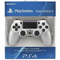 Sony, PlayStation 4 Controller, Dual Shock 4, Silver