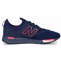 New Balance MRL247-NR Men's Lifestyle Shoes, Navy Blue