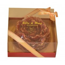 Gifts & More, Dalia Red Candle