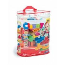 Clementoni, Clemmy Bag, 30 Cubes