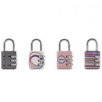 Master Lock, Reset Combo Padlock,  Pattern 30 MM