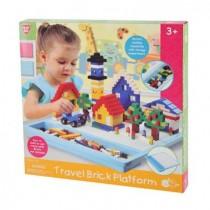 Playgo, Travel Brick Platform