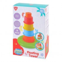Playgo, Floating Towel, 9 pieces