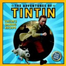 The Adventures of Tintin: Tintin's Daring Escape: Storybook