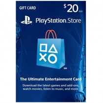 Sony Play station Live Cards Hang 20 USD  Prepaid Card (LBP)