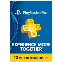 Sony Playstation Plus Subscription 365 Days (LBP)