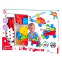 Playgo, Little Engineer Helicopter/ Truck Construction