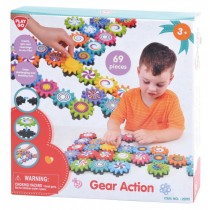 Playgo, Gear Action