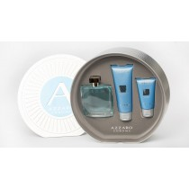 Chrome Gift Set, Eau De Toilette 100ml + Shower Gel 100ml + After Shave Balm 50ml