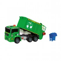 Team City, Trash Truck, Green