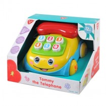 Playgo, Tommy The Telephone