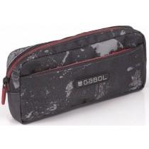Gabol School, Pencil Case, One Zipper Denver, Pack of 1