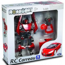 Happy Well, RC Peugeot Concept Car, Red