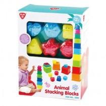 Playgo, Sort & Learn Stacking Blocks