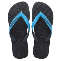 Havaianas, Top Mix Gray Turqoise  9482, Slippers