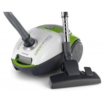 Ariete,  Vacuum Cleaner, Force Compact Eco Power with Bag Cylinder , 700 W, Green - 2734/9