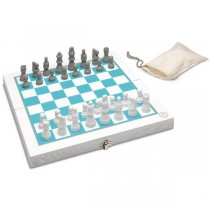 Jeux Cultes, Foldable Wooden Chess Board