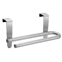 Interdesign, Forma Ultra Otc U Bar, 6.5 Inch, Brushed Stainless Steel