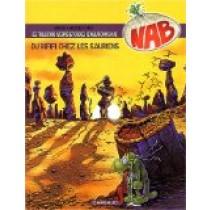 Fan de BD !, Nabuchodinosaure, tome 3 : Du rififi chez les Sauriens