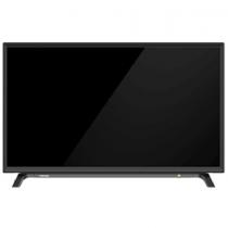 Toshiba HD LED TV 32 INCH - Black - 32L1600