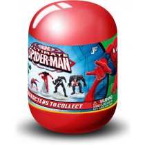Marvel, Spiderman Capsules, Series 1