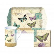 Creative Tops, Postcard Time For Tea