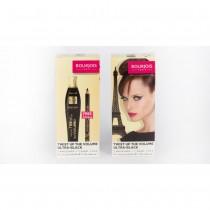 Bourjois Kit, Clubing Ultra Black Mascara, Kohl and Contour Ultra Black Eye Pencil