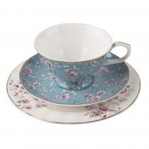 Creative Tops, Katie Alice Ditsy Floral Afternoon Tea Set Teal