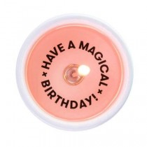 54Celsius Candle Message , Have a Magical Birthday!