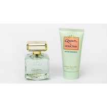 Antonio Banderas  Queen of Seduction  Gift Set, Eau De Toilette 50 ml+Body Lotion 50 m