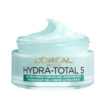 L'Oreal Hydra-Total 5 Day Cream-Gel Normal To Combination Skin 50ml