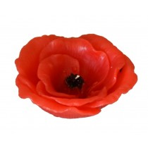 Gifts & More, Anemone Red Candle