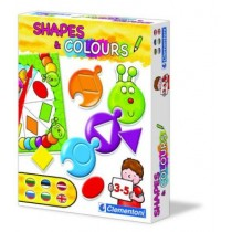 Clementoni, Shapes & Colors, English