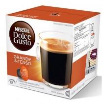 NESCAFE Dolce Gusto Grande Intenso Coffee Capsules (16 Capsules, 16 Cups)