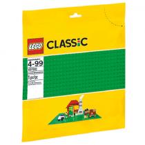 Lego, Green Baseplate, Classic