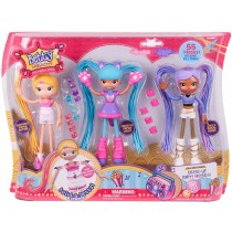 Betty Spaghetty, Mix n Match Pack, 3 pieces
