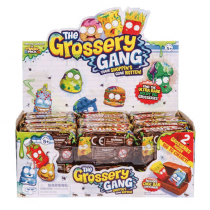 Grossery Gang, Tgg S1 W2 Surprise Pk Cdu, Moose Toys