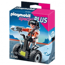 Playmobil, Top Agent With Balance Racer, Special Plus