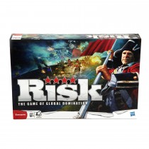 Family Risk Board Game, English