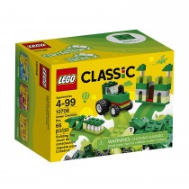 Lego, Green Creativity Box, Classic