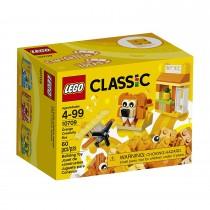 Lego, Orange Creativity Box, Classic