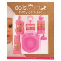 Dolls World, Baby Care Set