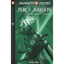 Papercutz Slices #3: Percy Jerkson and the Ovolactovegetarians