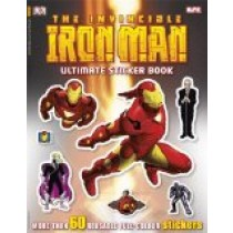 The Invincible Iron Man Ultimate Sticker Book (Dk)