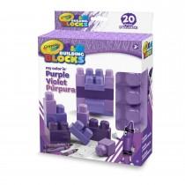 Crayola, Work My Color Is Purple 20pc Set.