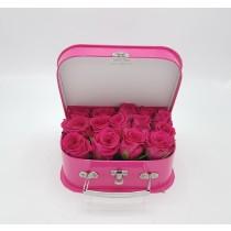 Pollen et Petales, Only Roses Suitcase