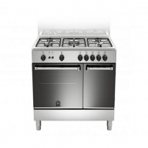 La Germania Cooker, Cast Iron Grids Stainless